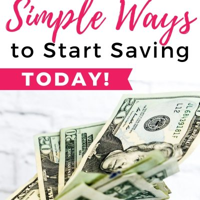 100 Surprisingly Simple Ways to Start Saving Money Today