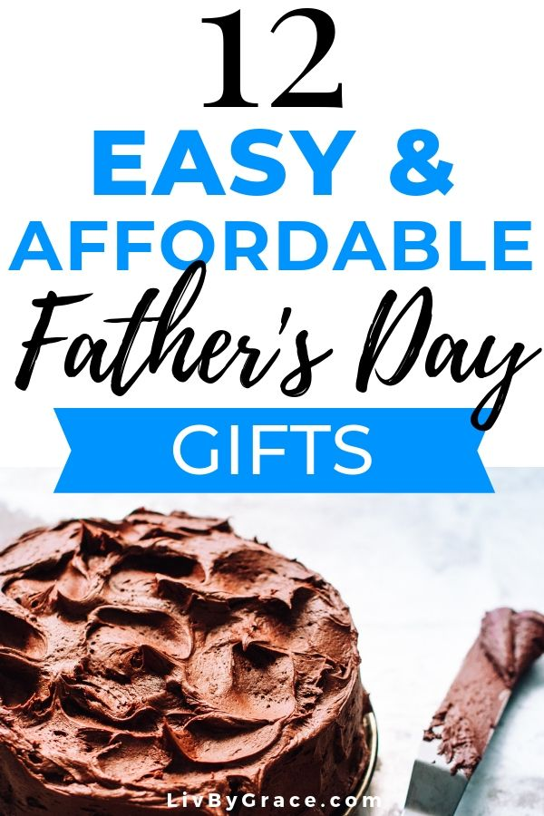 12 Easy and Affordable Father's Day Gifts Dad Will Love | Father's Day gifts | cheap Father's Day gifts | easy Father's Day gifts | last-minute Father's Day gifts | Father's Day gifts Dad will love | #FathersDaygifts #cheapFathersDaygifts #affordableFathersDaygifts #easyFathersDaygifts #giftsfordads #giftsforhim #cheapgifts #easygifts #lastminutegifts #lastminuteFathersDaygifts