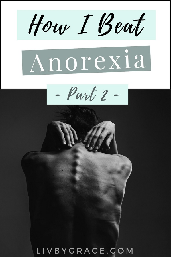 Spiraling Out of Control: How I Beat Anorexia, Part 2 | anorexia | eating disorders | out of control | coping with anorexia | how to beat anorexia | recovery | #anorexia #beatanorexia #eatingdisorders #outofcontrol #recovery