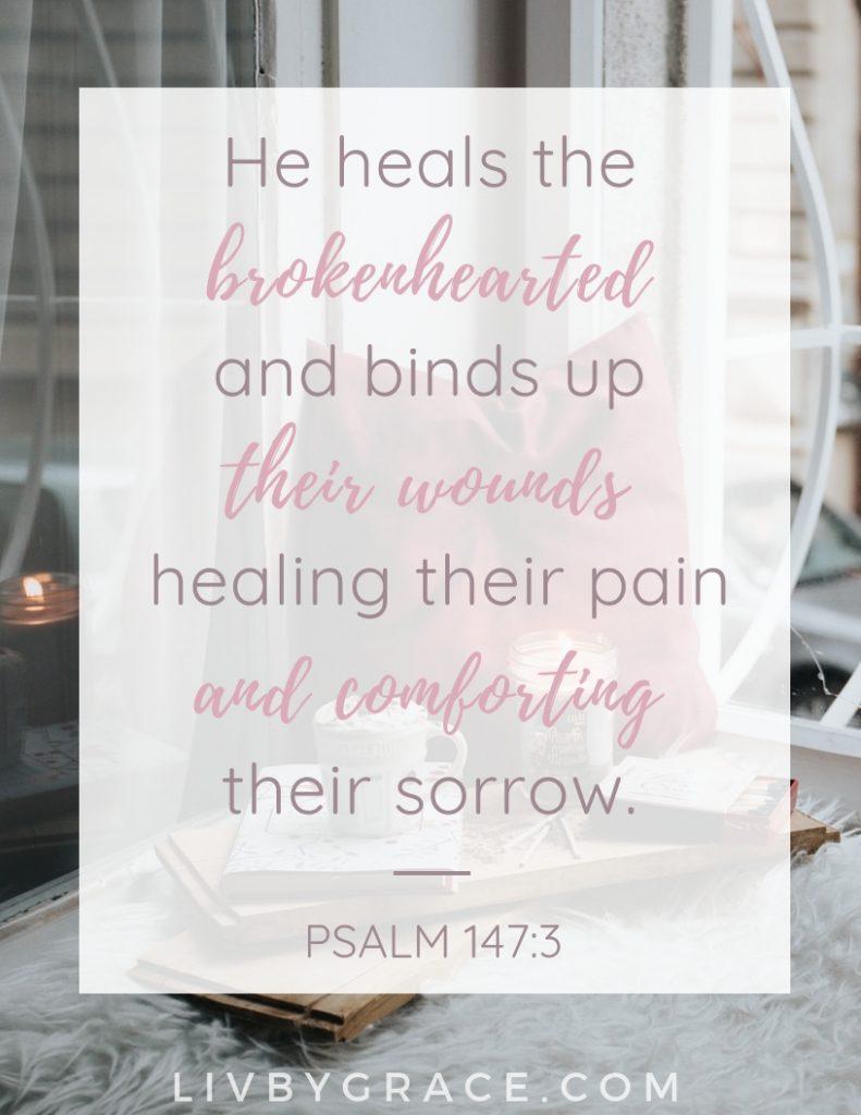 Grace for a Grieving Heart | grace | grief | grieving | loss | #loss #grief #grace #grieving #loss #recovery #healing