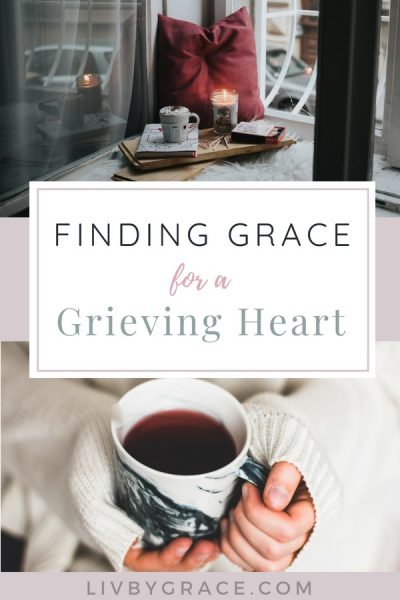 Loss. Grief. It's a feeling like a true punch in the gut, and your very breath is knocked right out of you. If you've experienced it, you know exactly what I'm talking about. But. The grace of God sustains. Here are the 4 ways I was able to cope with loss and grief, and to find rest in Jesus when I had none of my own.
