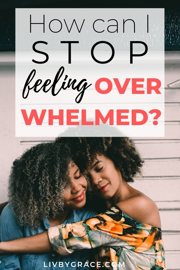 How Can I Stop Feeling Overwhelmed? | overwhelmed | stop the overwhelm | find peace | tips for overwhelm | beat overwhelm | crush overwhelm #overwhelm #stoptheoverwhelm #beattheblues #depression #anxiety #beatoverwhelm #crushoverwhelm #findpeace #peace