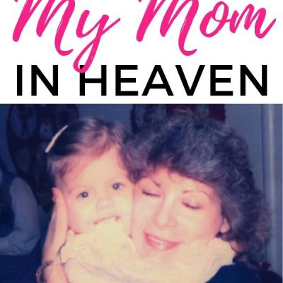 A Letter to My Mama on Her 6-Year Anniversary in Heaven
