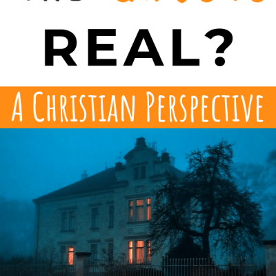 Are Ghosts Real? | A Christian Perspective