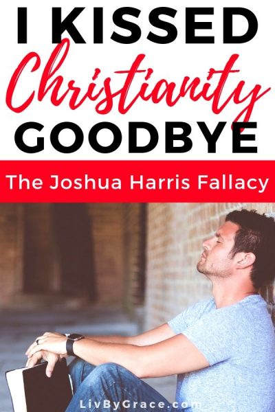Joshua Harris and the Bigger Issue: Can You Stop Being a Christian? | Joshua Harris | I Kissed Dating Goodbye | leaving Christianity | renouncing your faith | abandoning the faith | stop being a Christian | lose salvation | #JoshuaHarris #IKissedDatingGoodbye #leaveChristianity #leavethefaith #stopbeingaChristian #abandonthefaith #renounceyourfaith #loseyoursalvation #salvation #religion #faith #Christianity