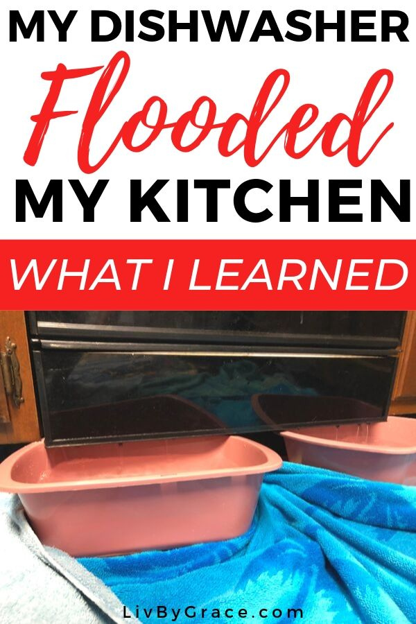 How the Dishwasher Flooded My Kitchen and What I Learned | dishwasher | flooded | flood | kitchen | flooded kitchen | dishwasher flooded | #flood #flooded #kitchen #dishwasher #floodedkitchen #dishwasherflooded #lessonlearned