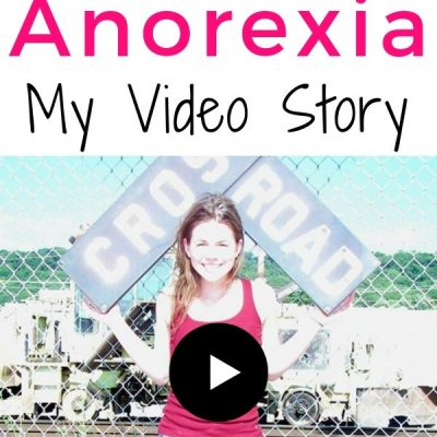 Inside Anorexia: My Video Story