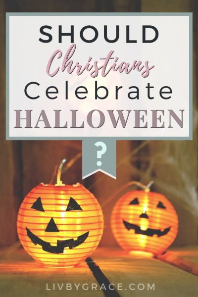 Is It Okay for Christians to Celebrate Halloween? | How to celebrate Halloween as a Christian | Christian Halloween | #halloween #christian #faith #spiritual
