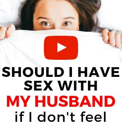 {Video!} Should You Have Sex with Your Husband if You Don't Feel Like It?