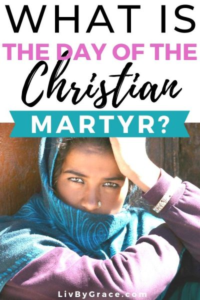 What is The Day of the Christian Martyr?